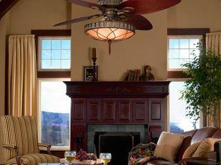 Casa Bruno American Home Decor Salon classique Marron