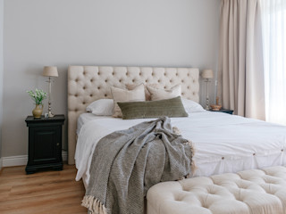 Desert Rose Interior Design Country style bedroom
