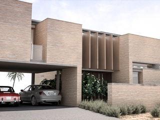 North West Oz RRA Arquitectura Casas unifamiliares Madera Beige