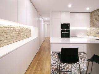 acertus Cocinas modernas Blanco