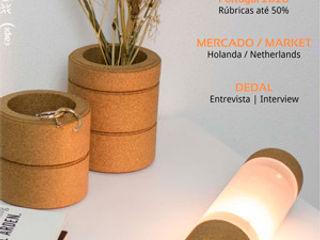 PORTUGUESE LIGHTING NETWORK MAGAZINE – ISSUE 14 LUZZA by AIPI - Portuguese Lighting Association CasaAcessórios e Decoração