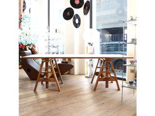 Wooden design 39Vantini Oldstyle StudioScrivanie