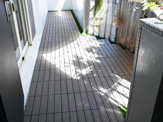 新綠境實業有限公司 Balcony Дерево-пластичний композит Дерев'яні