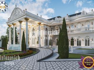 Luxury Antonovich Design Вілли