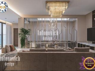 Luxury Antonovich Design Вітальня