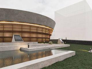 Manisa Panorama Müzesi - Konsept Proje VERO CONCEPT MİMARLIK Modern Müzeler