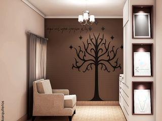 SCK Arquitetos Dormitorios pequeños