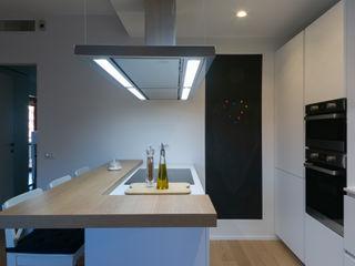 zero6studio - Studio Associato di Architettura Dapur built in