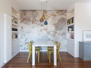 zero6studio - Studio Associato di Architettura Ruang Makan Modern