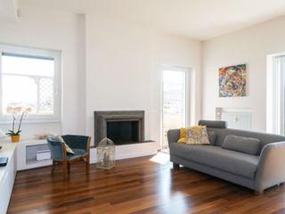 zero6studio - Studio Associato di Architettura Living roomSofas & armchairs