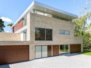 Optima, Luscombe, Luscombe Valley, Poole, Dorset David James Architects & Partners Ltd Modern houses
