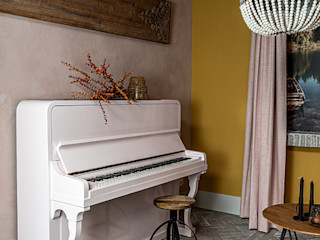 Pure & Original 客廳 Pink