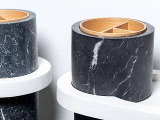 The monolith series Minimal Studio BañosAseos