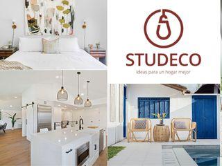 inspiración Studeco World SL Casas de estilo moderno