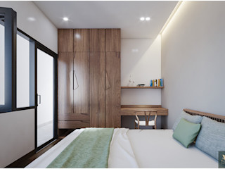 Công ty nội thất ATZ LUXURY BedroomAccessories & decoration