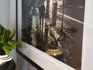 Deborah Garth Interior Design International (Pty)Ltd 餐廳配件與裝飾品 陶器 Black