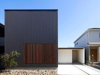 住宅街に建つ リゾートを感じるリビングを実現した家 kisetsu 木造住宅