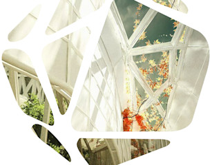 Centre of Peace and Religion, London THINK NATURE Debbie Flevotomou Architects Ltd. Eclectic style event venues