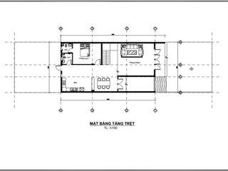 7 mẫu thiết kế nhà ống 2 tầng 3 phòng ngủ đẹp tiện nghi 2021 NEOHouse
