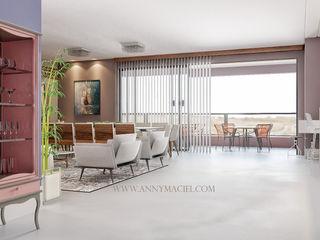Anny Maciel Interiores - Casa Cor de Riso