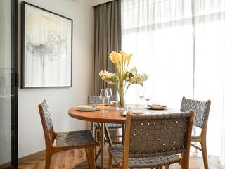 Woodgrove Mr Shopper Studio Pte Ltd Modern dining room