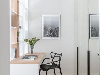 KODO projekty i realizacje wnętrz Oficinas de estilo moderno