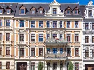 Jugendstil in vollendeter Schönheit - Augustastraße Görlitz Immobilienfotografie & Architekturfotografie André Henschke Mehrfamilienhaus
