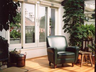 Arch+ Studio غرفة المعيشة