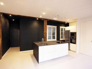 Vivienda en Ondarreta - Donostia Bitarte arquitectura & interiorismo Cocinas integrales