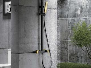 Rampa de Chuveiro com Design Moderno Fator Banho Casa de banhoBanheiras e duches
