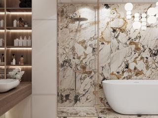 Rubleva Design Ванна кімната