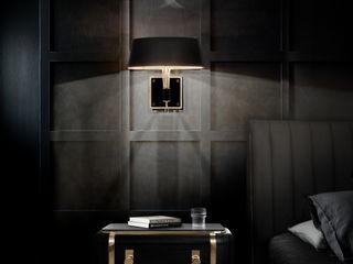 Top five bedrooms with Delightfull lamps DelightFULL Cuartos de estilo moderno