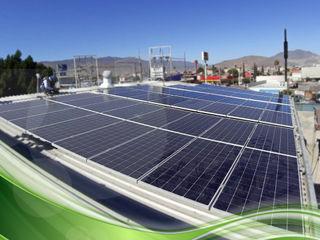 XUSOL Energía Solar Pusat Perbelanjaan Modern