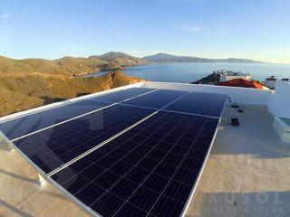XUSOL Energía Solar Atap datar