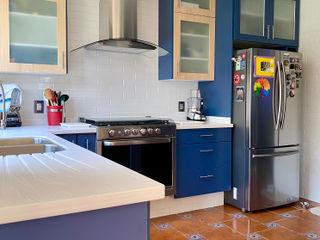La Central Cocinas Integrales S.A de C.V 置入式廚房