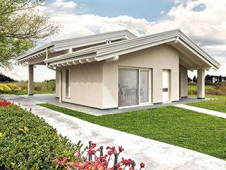 Villetta Romagna Biocasanatura - case in legno Case classiche