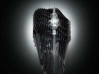 Skapetze Lichtmacher Modern living room Black