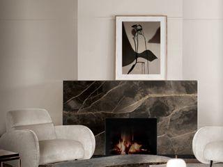 Mid-Century Home Inspirations DelightFULL Salas de estilo moderno