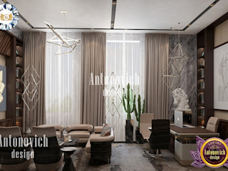 Luxury Antonovich Design Офіс