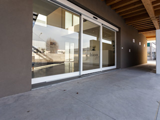 Fashion Art - 2000 mq Limena PD Biocasanatura - case in legno Complesso d'uffici moderni Legno