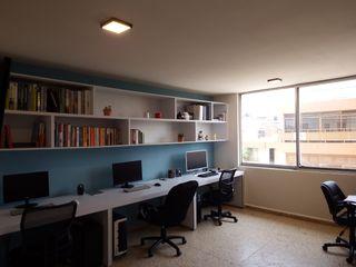 FLORES ROJAS Arquitectura Oficinas y tiendas