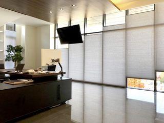 辦公空間的完美提案|百葉簾.蜂巢簾.捲簾.斑馬簾 MSBT 幔室布緹 書房/辦公室 Grey