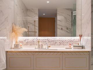 The Arte Mr Shopper Studio Pte Ltd Modern bathroom