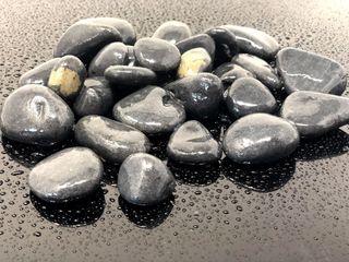 Canteras el Cerro Garden Accessories & decoration Marble Black