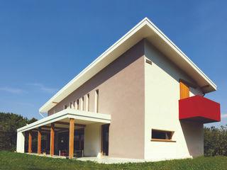 Villa Venetique, 250 mq – Santa Giustina in Colle (PD) Biocasanatura - case in legno Casa di legno Legno