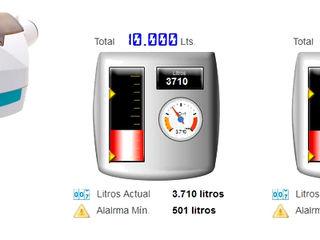Control de Nivel de Combustibles y líquidos IBERDOMÓTICA · Domótica en Zaragoza
