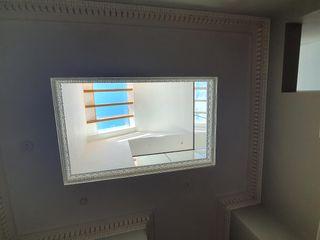 Frameless Balustrade in Walthamstow, East London Origin Architectural Nowoczesne domowe biuro i gabinet Szkło Przeźroczysty