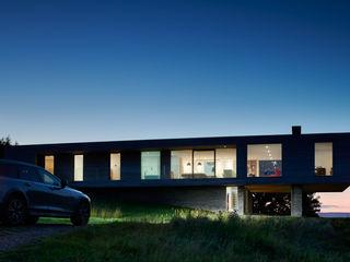 Upper Parkbrae House Brown & Brown Architects Casas unifamiliares