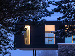 Lower Tullochgrue Brown & Brown Architects Casas unifamiliares