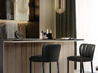 Five luxury kitchens ideas DelightFULL Cocinas equipadas